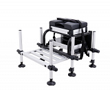Платформа Flagman High Quality Seatbox with foot plate black frame D36mm