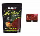 Прикормка готовая TRAPER Method Feeder Ready Arctic Krill 750г. (Креветка)