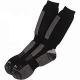 Носки DAM BOOT SOCKS / 40-43 - BLACK/GREY