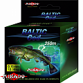 Плетеный шнур Mikado BALTIC COD green 250 м