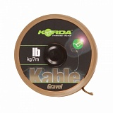 Лидкор Korda Kable Leadcore Gravel 7м 50lb