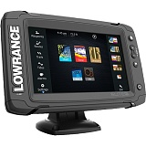 Эхолот-картплоттер Lowrance Elite 7 Ti Mid/High/TotalScan