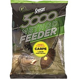 Прикормка Sensas 3000 Method Feeder CARP 1кг