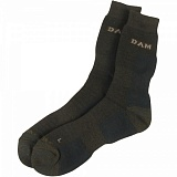 Носки DAM THERMO BOOT SOCKS / 40-43 - GREEN