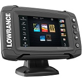 Эхолот-картплоттер Lowrance Elite 5 Ti Mid/High/TotalScan