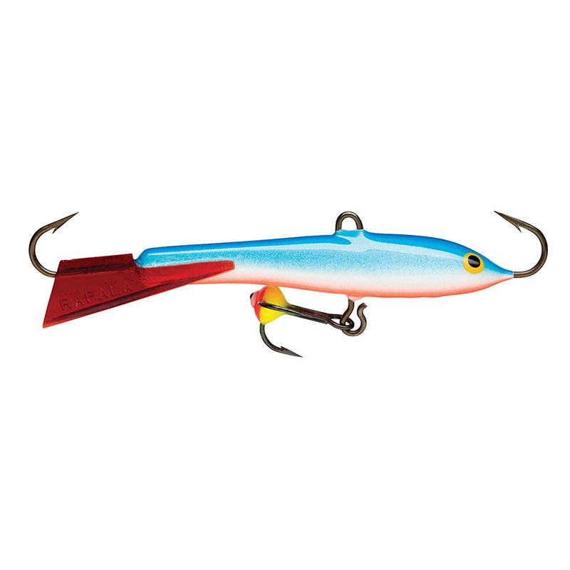 Балансир RAPALA Jigging Rap Color Hook 70мм 18гр цвет BSR
