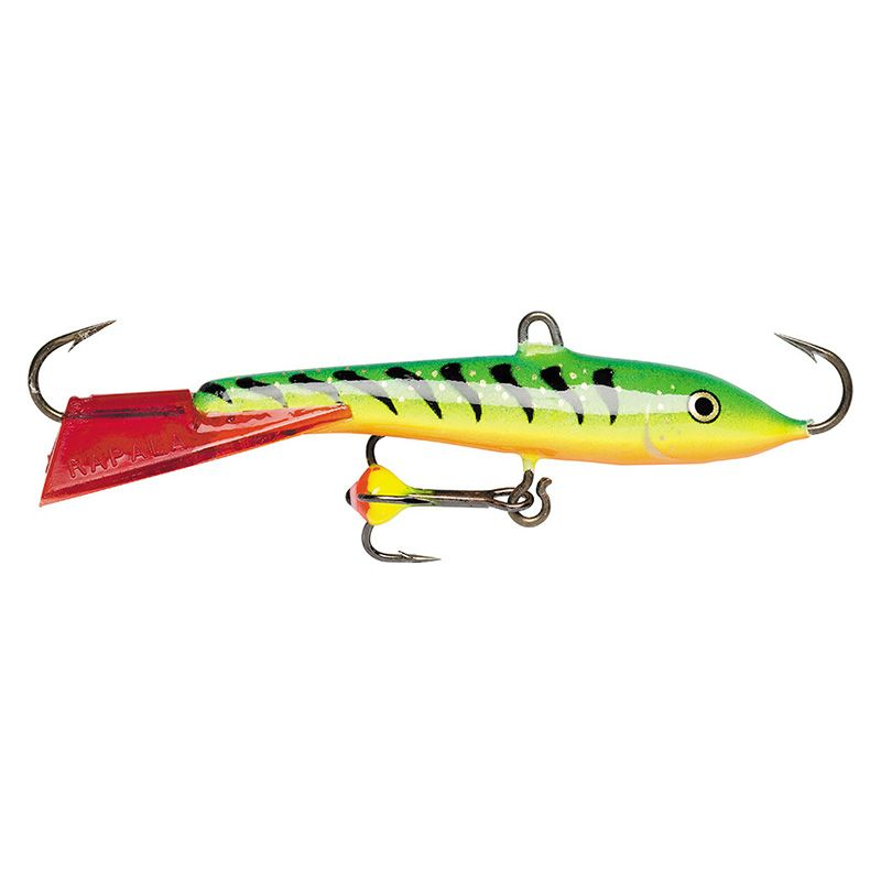 Балансир RAPALA Jigging Rap Color Hook 50мм 9гр цвет GT
