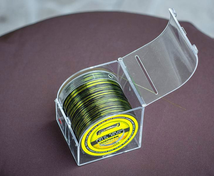 Леска моно MAD® GUARDIAN Carp Line - 800m - 0.35mm - 20.2lb(9.1kg) - CAMOU
