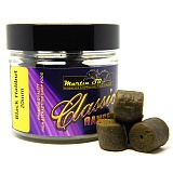 Пелетс насадочный Martin SB CLASSIC Pellets BLACK HALIBUT 20mm / 200g
