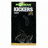 Лентяйка Korda Kickers Green Large для крючка №1-4