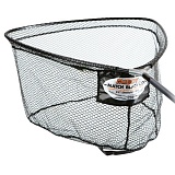 "Голова для подсачека MIDDY Match Black Ltx 22""/55см Straight Front Net"