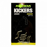Лентяйка Korda Kickers Brown Medium для крючка №6-8