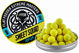 Бойлы плавающие FFEM Pop-Up Sweet Squid 10mm55pcs