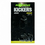 Лентяйка Korda Kickers Green Medium для крючка №6-8