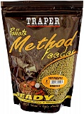 Пеллетс Traper Method Feeder Pellet Ready 0.5 kg 2 mm УВЛАЖНЕННЫЙ